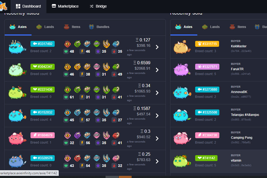 cac-axie-trong-axie-infinity